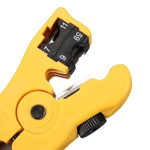 Universal Cable Stripping Tool