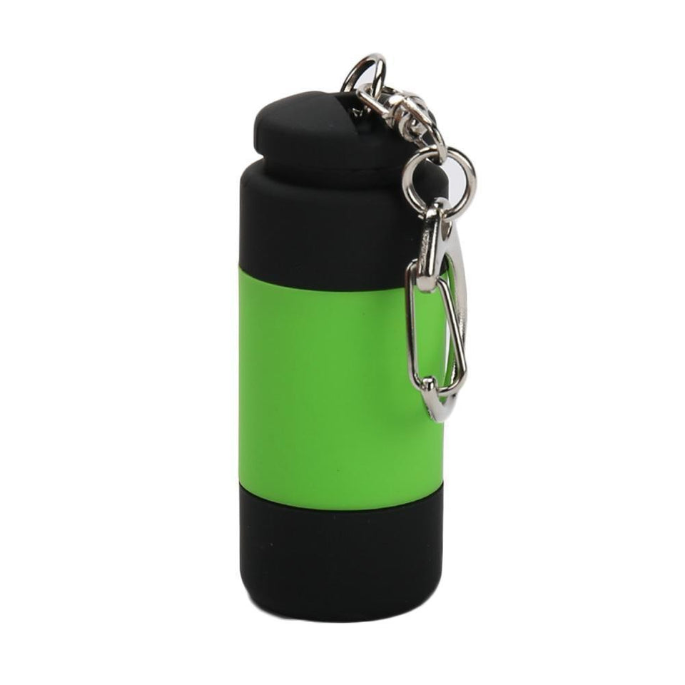 USB Mini Torch Keychain