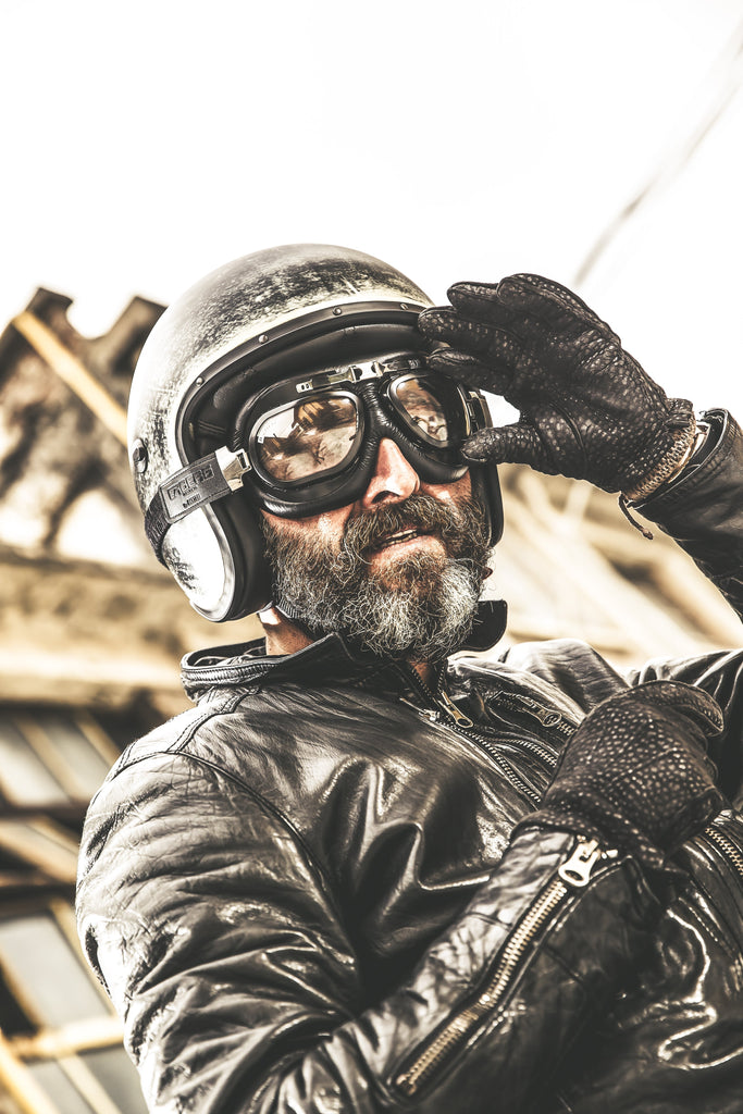 5 Gorgeous Retro Motorcycle helmets not to be missed!