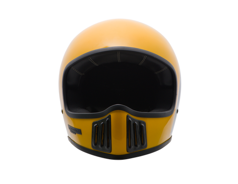 Retro Motorcycle Full Face Helmet