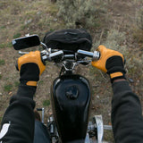 Biltwell Bantam Gloves - TAN/BLACK - Biltwell