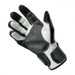 BILTWELL BORREGO GLOVES BLACK/CEMENT CE APPR. - Biltwell