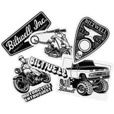BILTWELL GIANT STICKER PACK - Biltwell