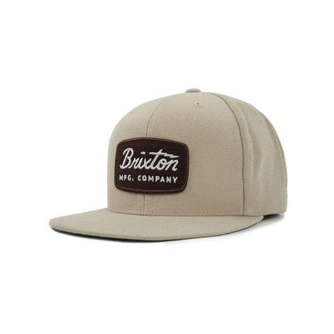 Brixton Jolt Snap Back Cap Wheat - Brixton