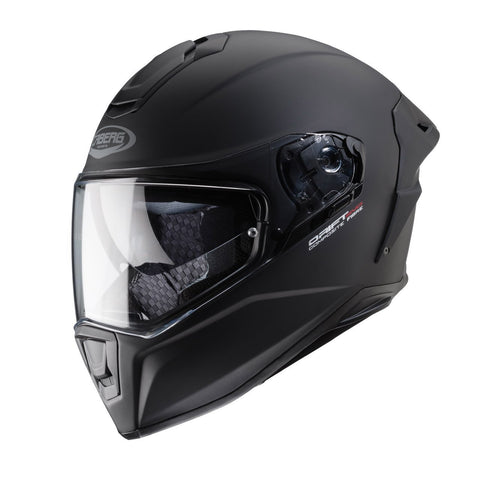 CABERG DRIFT EVO - MATT BLACK - Motorcycle helmet