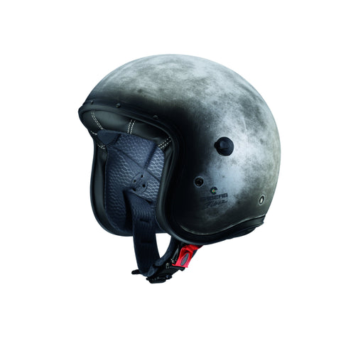 CABERG FREERIDE - IRON - Open Face Helmet
