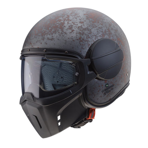 CABERG GHOST RUSTY - Motorcycle Helmet