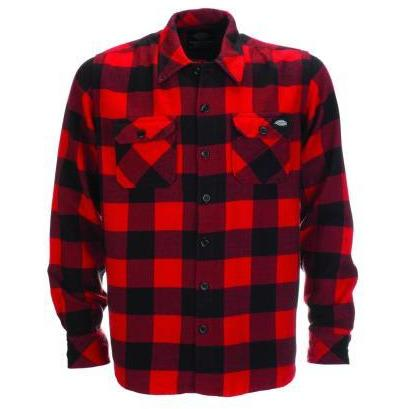 DICKIES SACRAMENTO RED SHIRT - Dickies