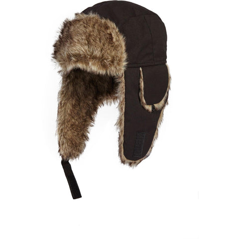 DICKIES Trout Creek Trapper Hat - Black - Dickies