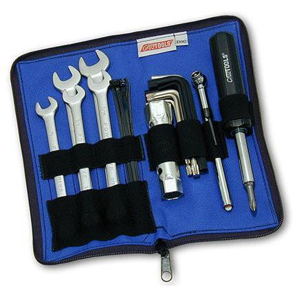 EconoKIT H2 TOOL KIT FOR H-D (USA SIZES) - CruzTools