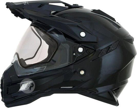 HELMET AFX FX-41DS Gloss Black - AFX