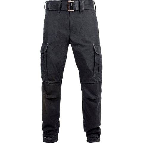 JOHN DOE Cargo Pants - Regular Black - JOHN DOE