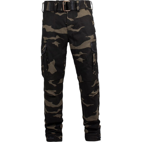 JOHN DOE Cargo Pants - Regular Camo - JOHN DOE