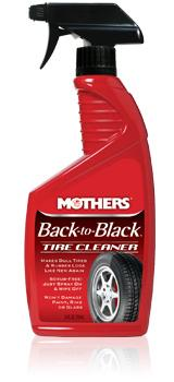 Mothers - Back-to-Black® Tire Cleaner - Mothers