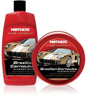 Mothers - California Gold® Brazilian Carnauba Cleaner Wax - Mothers