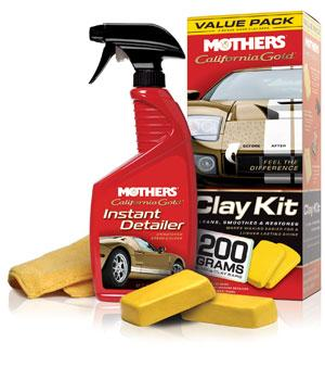 Mothers - California Gold® Clay Bar Kit - Mothers