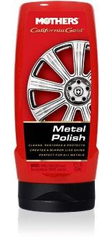 Mothers - California Gold® Metal Polish - Mothers