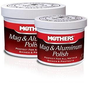 Mothers - Mag & Aluminum Polish - Mothers