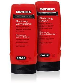 Mothers - Professional Paint Restoration System - Mothers