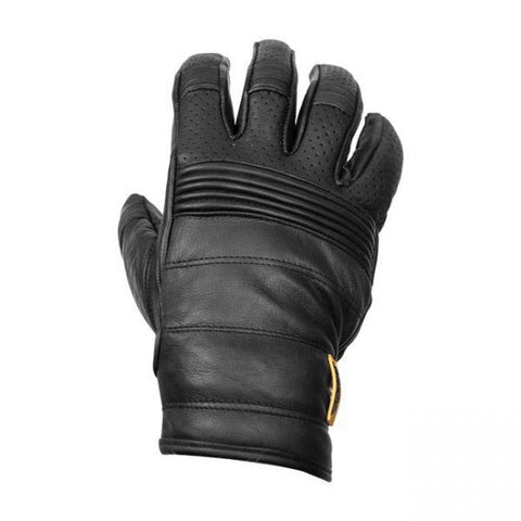 ROEG Hank leather gloves black - Roeg