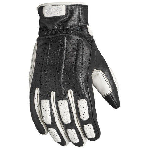 RSD Rourke Gloves - BLACKWHITE - Roland Sands Design