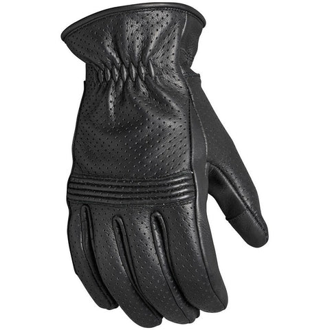 RSD Wellington Gloves - BLACK - Roland Sands Design