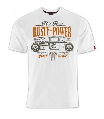 Rusty Power - White - Motorcycle Performance