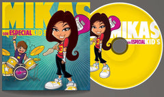 CD - Mikas kid's - Sou Especial