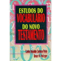 Estudos do Vocabulário do Novo Testamento