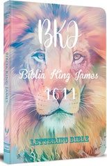 Bíblia King James 1611 Ultra Fina Lettering