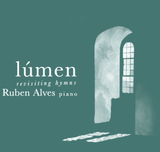 CD - Lúmen - revisiting hymns  -  Ruben Alves