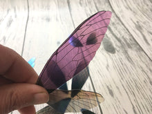 'Black Jack' Fairy Wings for crafting 4 Sizes available