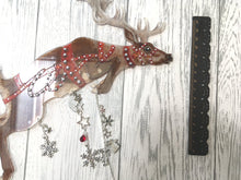 Christmas Reindeer Mobile, with or without Chains and Charms