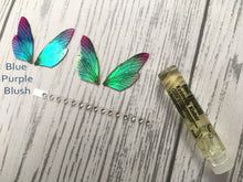 Fairy wing eye decoration kit