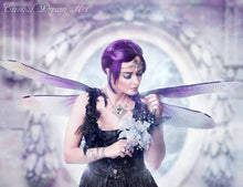 Gothic Dragonfly Large Fairy Wings, Adult size various colour options