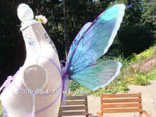 Purple Blush Fairy Wings small adult size