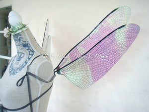 Dragonfly Costume Fairy Wings. Large