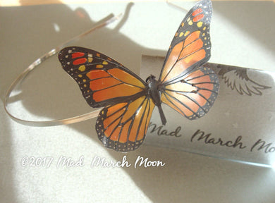 Monarch Butterfly Hairband