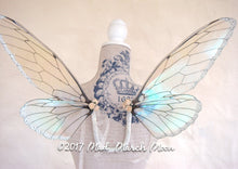 Vintage 'Plain' Iridescent Fairy Wings small adult size