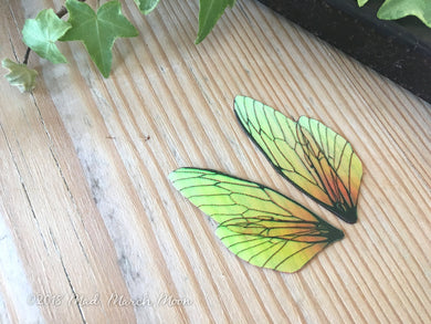 Mini Fairy wing set for craft 'Orange Blossom'