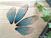 Fairy wings for crafts, Cornflower Crush, Medium