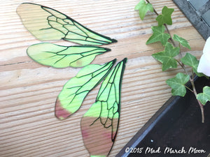 Large Bee wings for craft