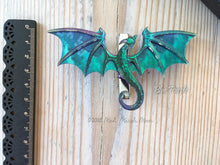 Dragon Hair Clip (crocodile), Various Colours to choose from