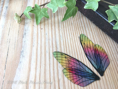 Mini fairy wings set for crafting 'Jelly Tot'