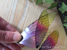 Fairy wings for craft 'Jelly Tot' Large