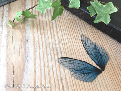 Fairy wing set for crafts 'Cornflower Crush' Mini