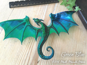 New Dragon suncatcher
