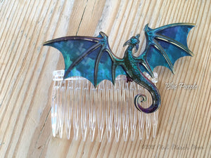 Dragon Hair Combs 9 colours available