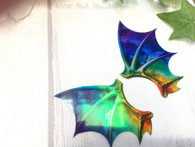 Dragon Wings for craft, NEW design, Large