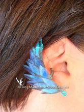 Dragon Scale Wing Ear Cuffs Snow Queen